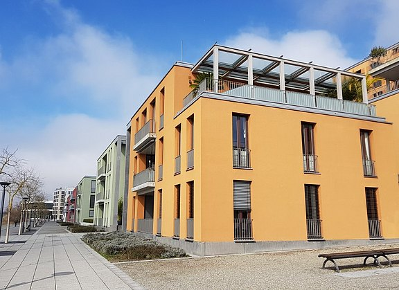 Office building of mindUp GmbH
